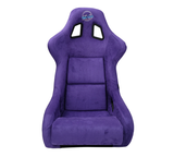 NRG Prisma  Bucket Seat Purple (Large)