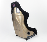 NRG Prisma Ultra Bucket Seat Black  (Large)