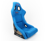 NRG Prisma Ultra Bucket Seat Blue  (Large)