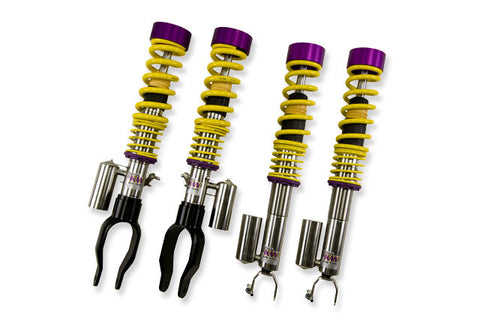 KW Suspension V3 Coilovers Nissan GT-R (R35)