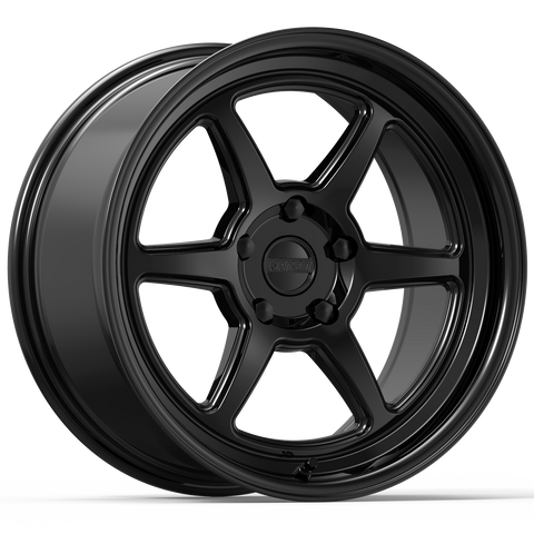Kansei Wheels Roku Formlite Gloss Black