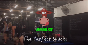 Gym Jeeerks - Natures protein bar
