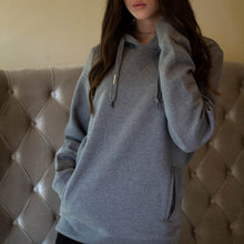 LACHERE Grey Smart Fit Hoodie