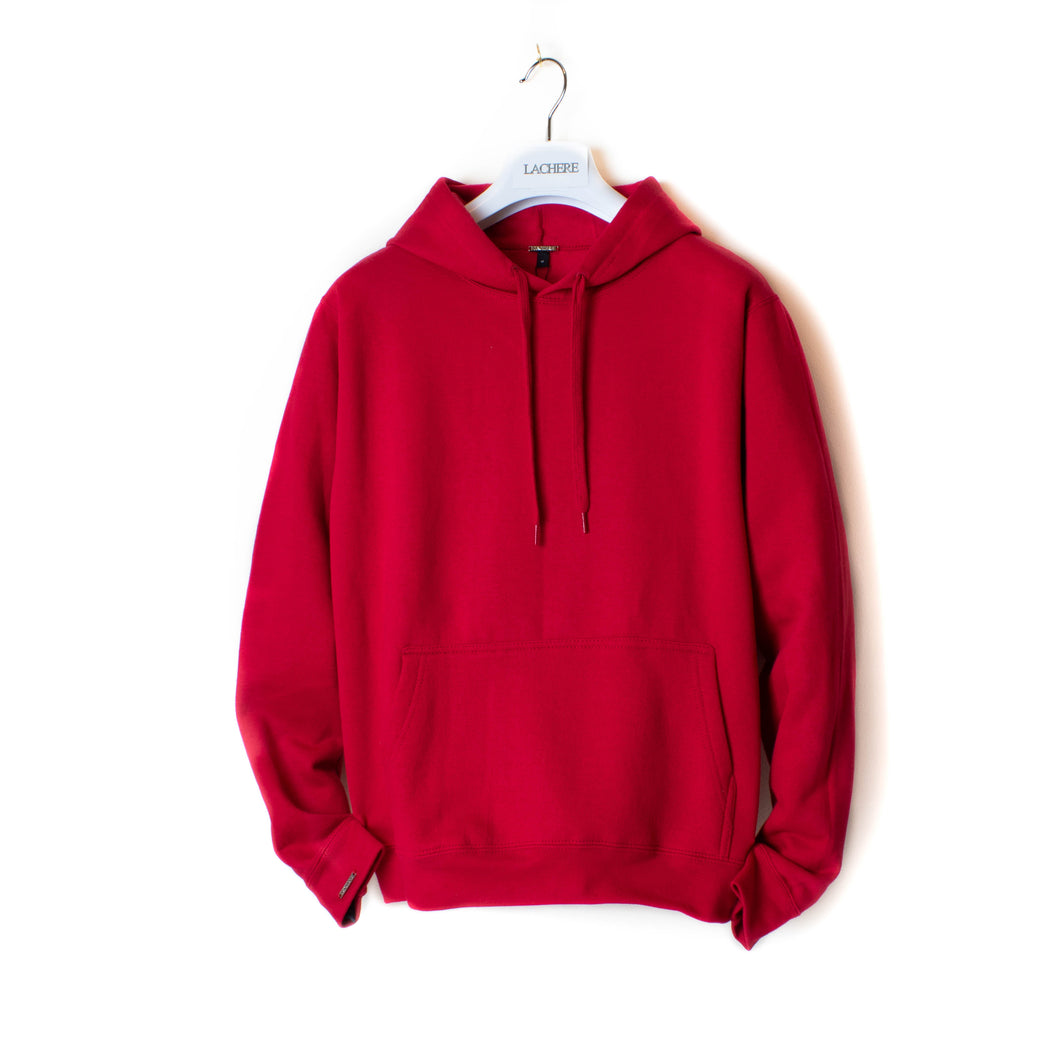 LACHERE Red Hoodie - LACHERE