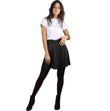 LACHERE Black Skater Skirt - LACHERE