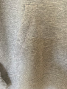 LACHERE Basic Hoodie Oversized, Light Grey