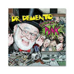 """Dr. Demento Covered in Punk"" - CD Bundle"