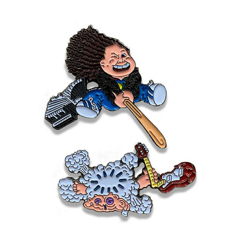 """Weird Al"" Yankovic Enamel Pin Set"