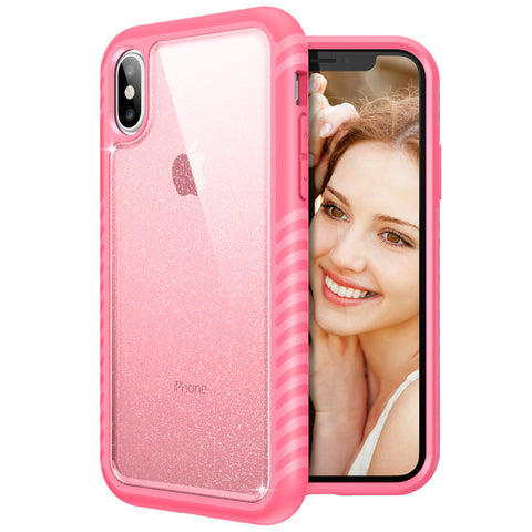 Off-Road iPhone X (Pink)