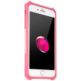 Knight series iPhone 7 Plus  (Coral Pink/Rose Pink)