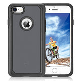 Track series iPhone 7 (Grey/ Black)