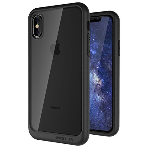 Space-time series iPhone X (Black)
