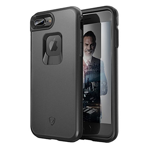 Alien series iPhone 7 Plus (Black)