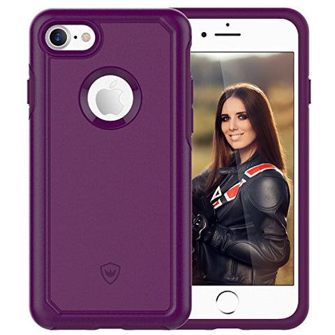 Track series iPhone 7  (Purple)