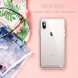 Beloved series iPhone X case(Flash Powder)