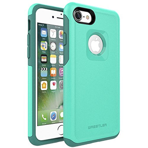 Meteorite series iPhone 7(Mint Green)