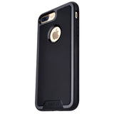 Encircled series iPhone 7 Plus case (Black/Space Gray)
