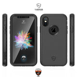 Kylin series iPhone X case(Black)