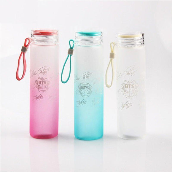 BTS ARMY Water Bottles Merchyes