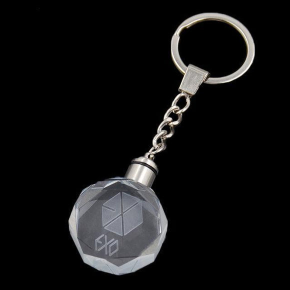 EXO Light Key Chain