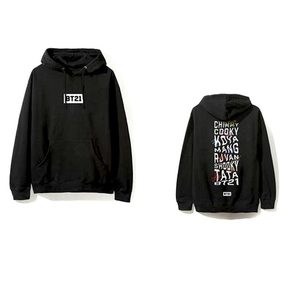 BT21 Hoodie [LIMITED EDITION] Merchyes