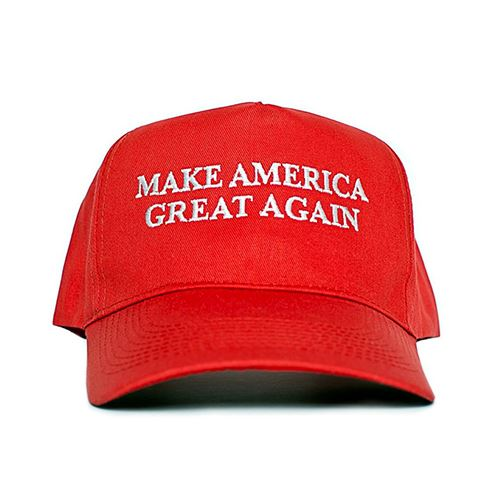 Make America Great Again Hat MAGA Hat Merchyes Red