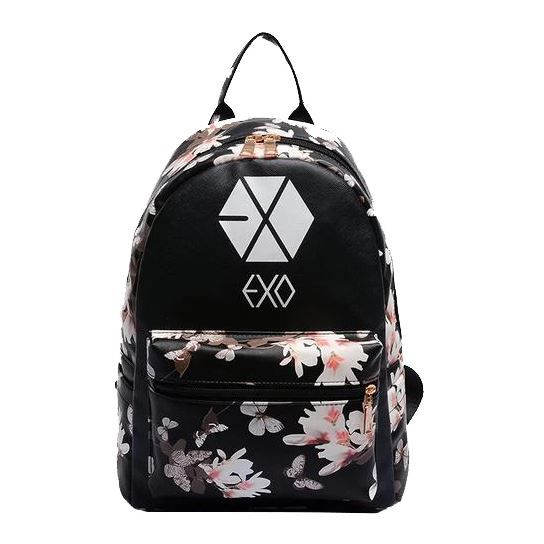 EXO Floral Backpack Merchyes