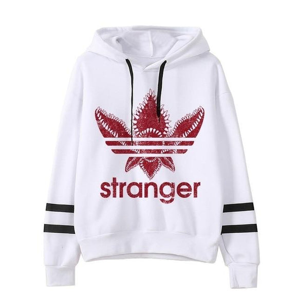 Stranger Things Hoodie Hoodie Merchyes Small
