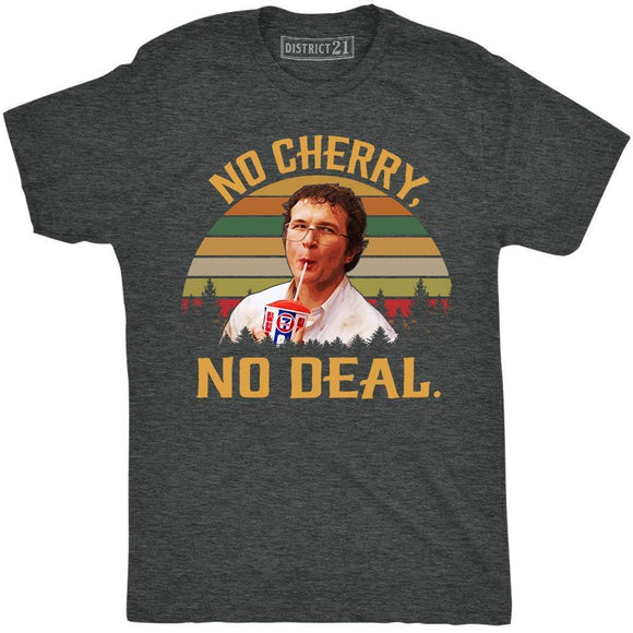 No Cherry, No Deal Alexei Shirt Shirt Merchyes X-Large
