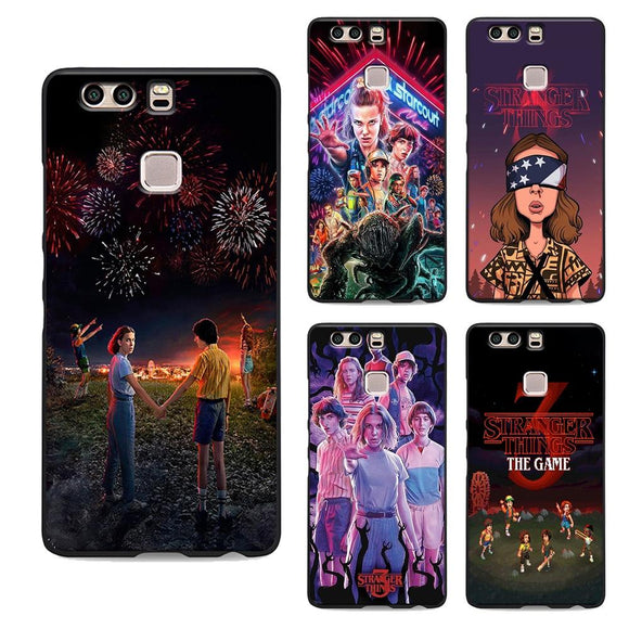 Stranger Things 3 Huawei Cases Merchyes