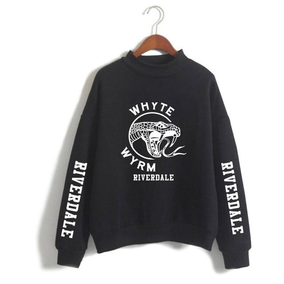 Riverdale Whyte Wyrm Sweater Merchyes