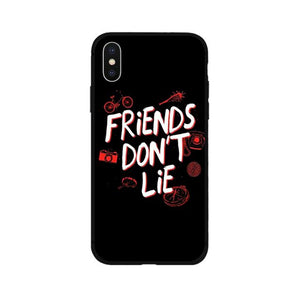 Friends Don't Lie iPhone Case iPhone Case Merchyes For iPhone 6 6s