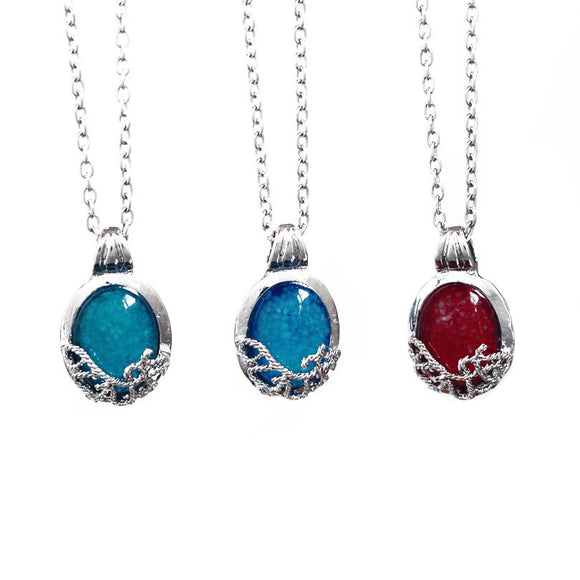 Vampire Diaries Luminous Stone Necklace Necklace Merchyes