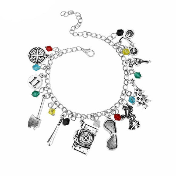 Stranger Things Charm Bracelet Merchyes