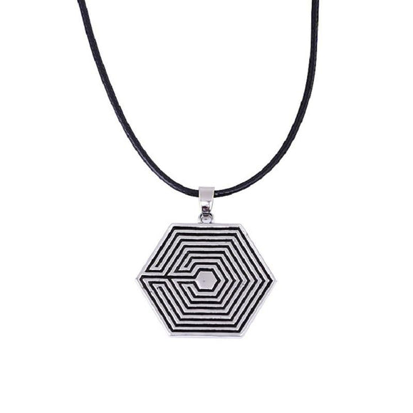 EXO Maze Necklace Merchyes