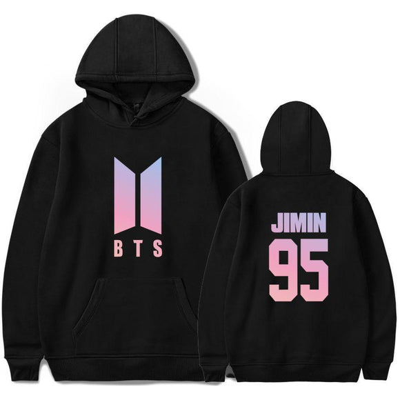 BTS Bias Love Yourself Hoodie Merchyes