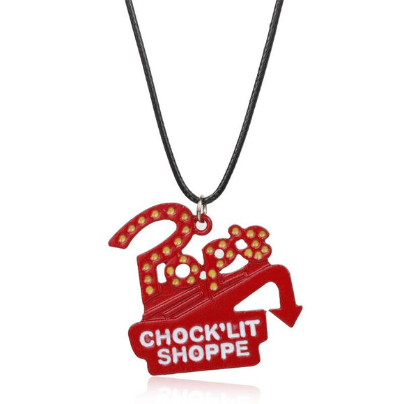 Riverdale Pop's Chock'lit Shoppe Necklace Merchyes
