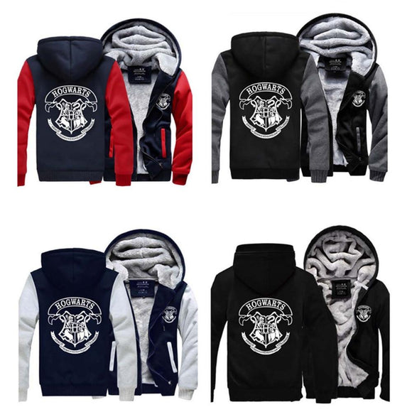 Harry Potter Hogwarts Bomber Jackets Merchyes