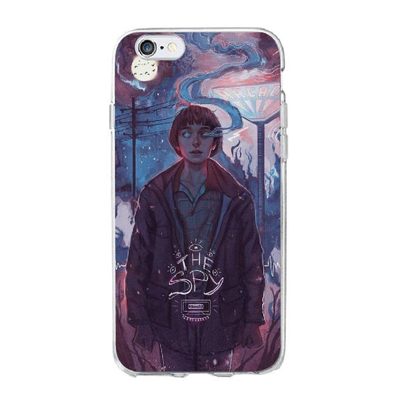 Stranger Things iPhone Cases iPhone Cases Merchyes Will For iPhone X