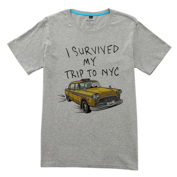 I Survived My Trip To NYC T-Shirt Merchyes