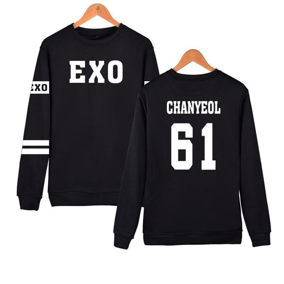 EXO Bias Sweaters (FREE WORLDWIDE SHIPPING) Sweatshirts Merchyes