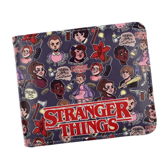 Stranger Things Wallets (9 Styles)