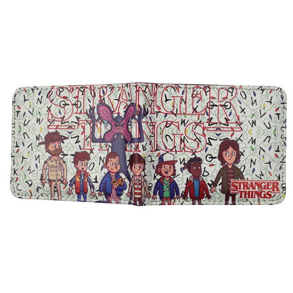 Stranger Things Wallets Merchyes