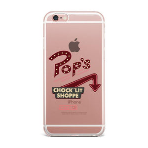 Riverdale Clear iPhone Case Collection