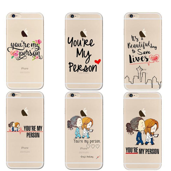 Greys Anatomy iPhone Cases iPhone Cases Merchÿes