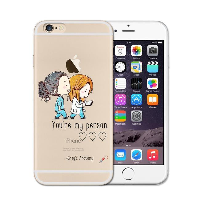 Greys Anatomy Iphone Cases Merches