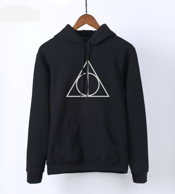 Harry Potter Deathly Hollows Hoodies Merchyes