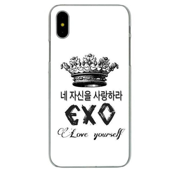 EXO Love Yourself iPhone Case