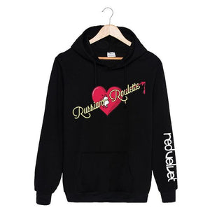 Red Velvet Russian Roulette Hoodie Merchyes