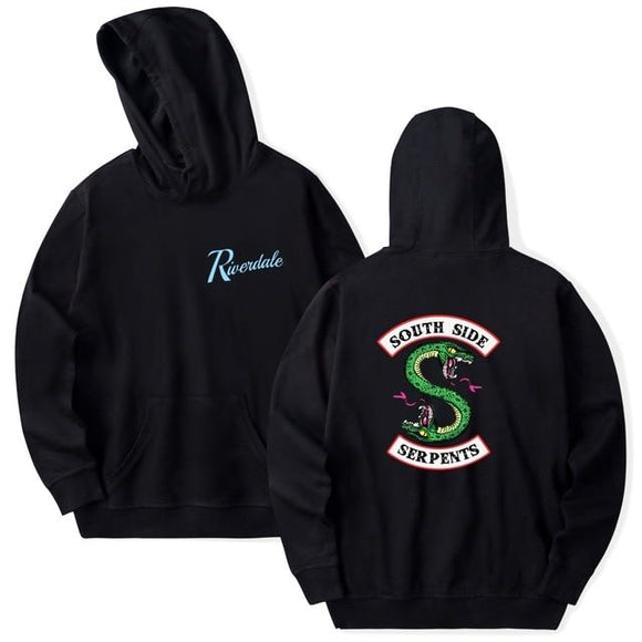 Riverdale Southside Serpents Hoodie Merchyes